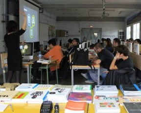fotos de la charla